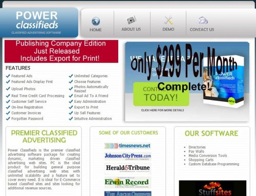 Power Classifieds